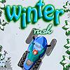 Course en hiver