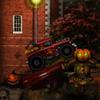 Tracteur d'halloween