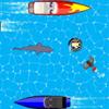 Sauvetage d'un maitre-nageur
