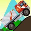 Camion de livraison pour les pompiers