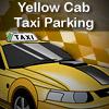Parking de taxi jaune