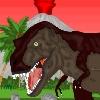 Course de dinosaure
