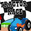 Course de tracteur