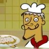 Preparation de Spaghetti Carbonara