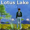 P�che au lac bleu