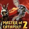 Pro de la catapulte 2: terre de dragons