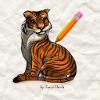 tigre du zodiaque chinois