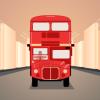 Chauffeur de bus londonien