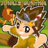 Chasse dans la jungle