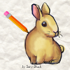 apprendre � dessiner un lapin