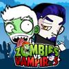 Vampires contre zombies