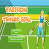 Habillage d'une joueuse de tennis
