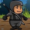 Ninja sauteur