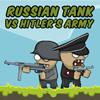 Tank russe contre arm�e nazi