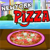 Pizza new yorkaise