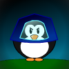 pingouins de l'espace