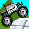 Le camion de la police
