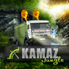 Dans la jungle en Kamaz 2