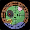 Un snipeur contre les Zombies