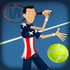 Tennis en salle